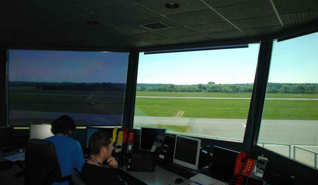 Aviation blinds