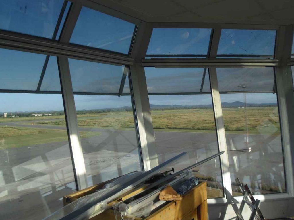 anti glare transparent solar screen blinds